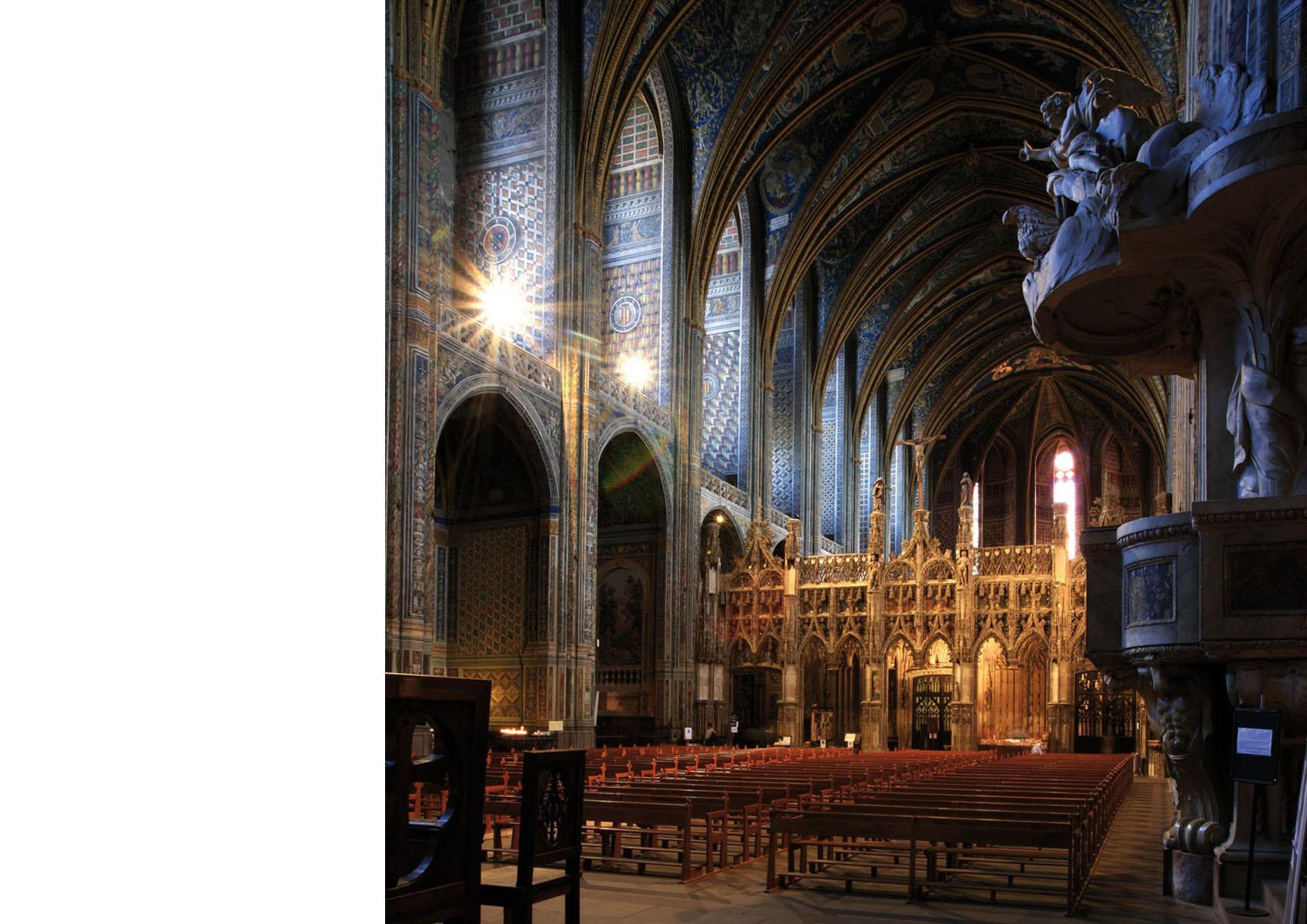 Albi-Sainte Cecile-nef unique 2
