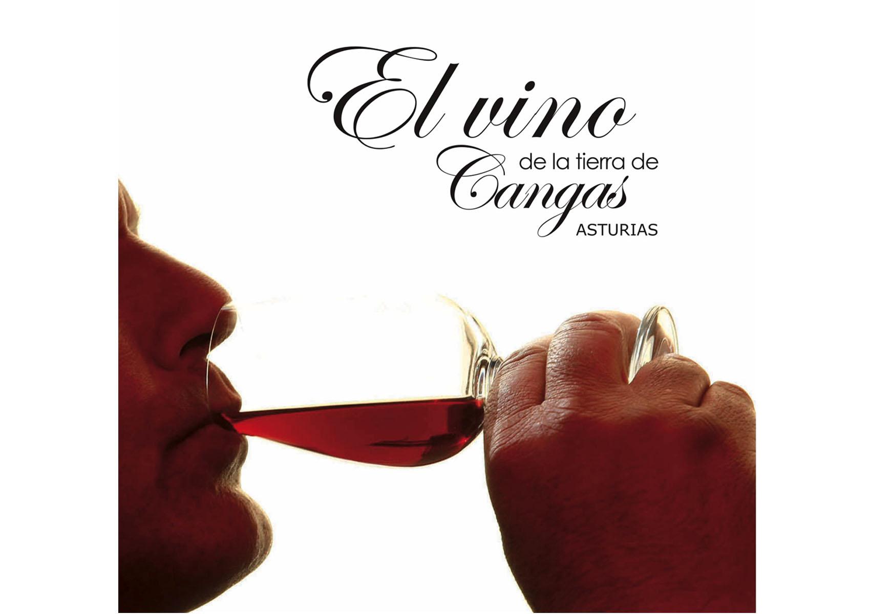 El vino de la tierra de Cangas