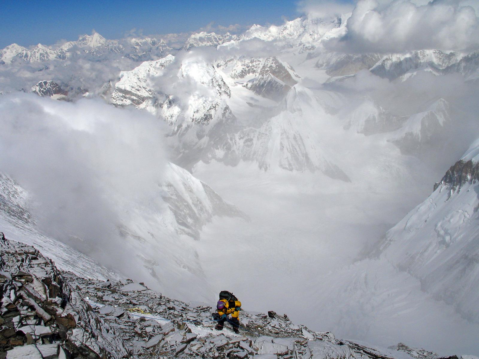 En la piel de la alpinista16