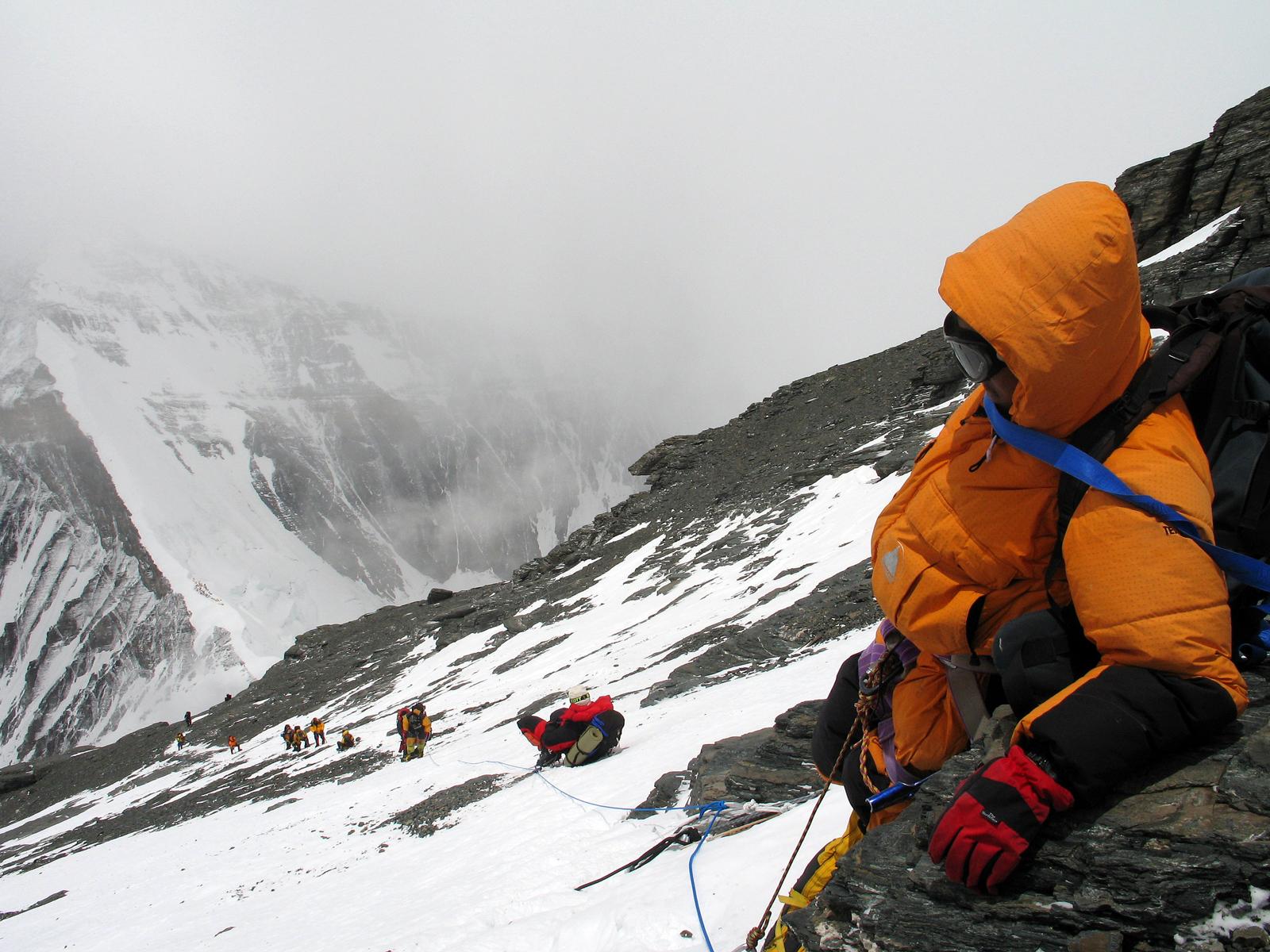 En la piel de la alpinista17