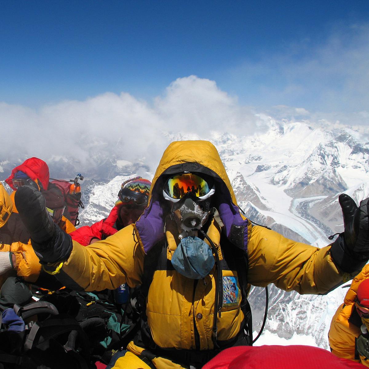 En la piel de la alpinista18