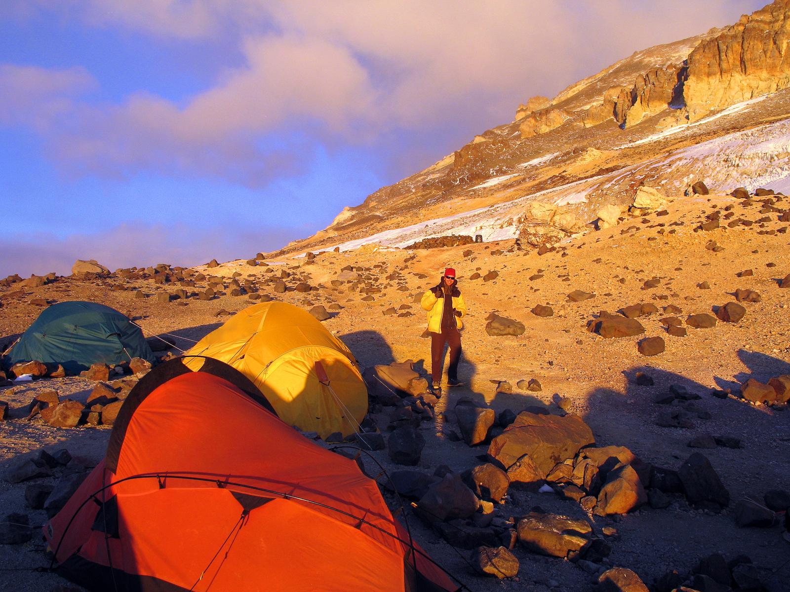 En la piel de la alpinista24
