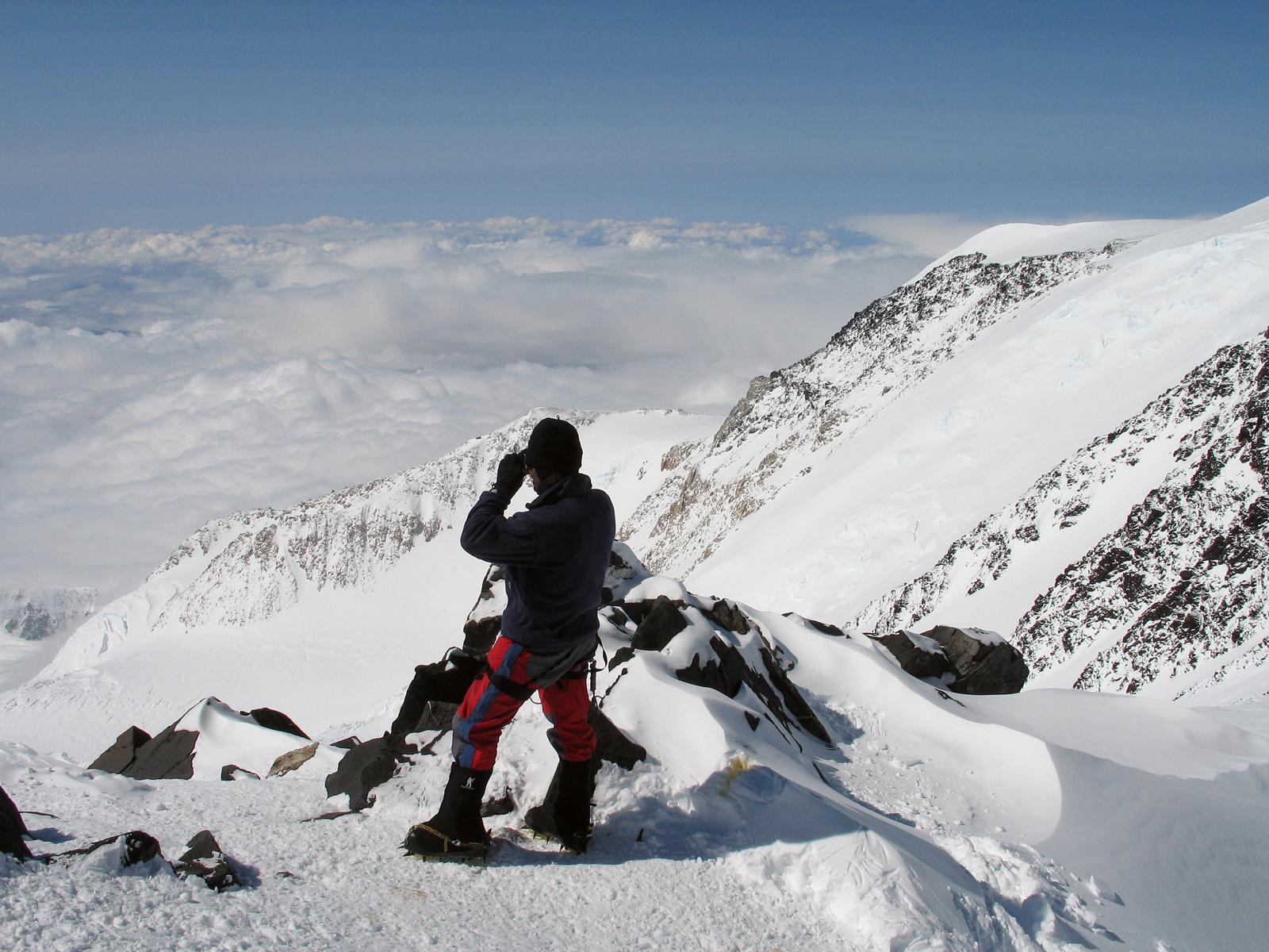 En la piel de la alpinista29