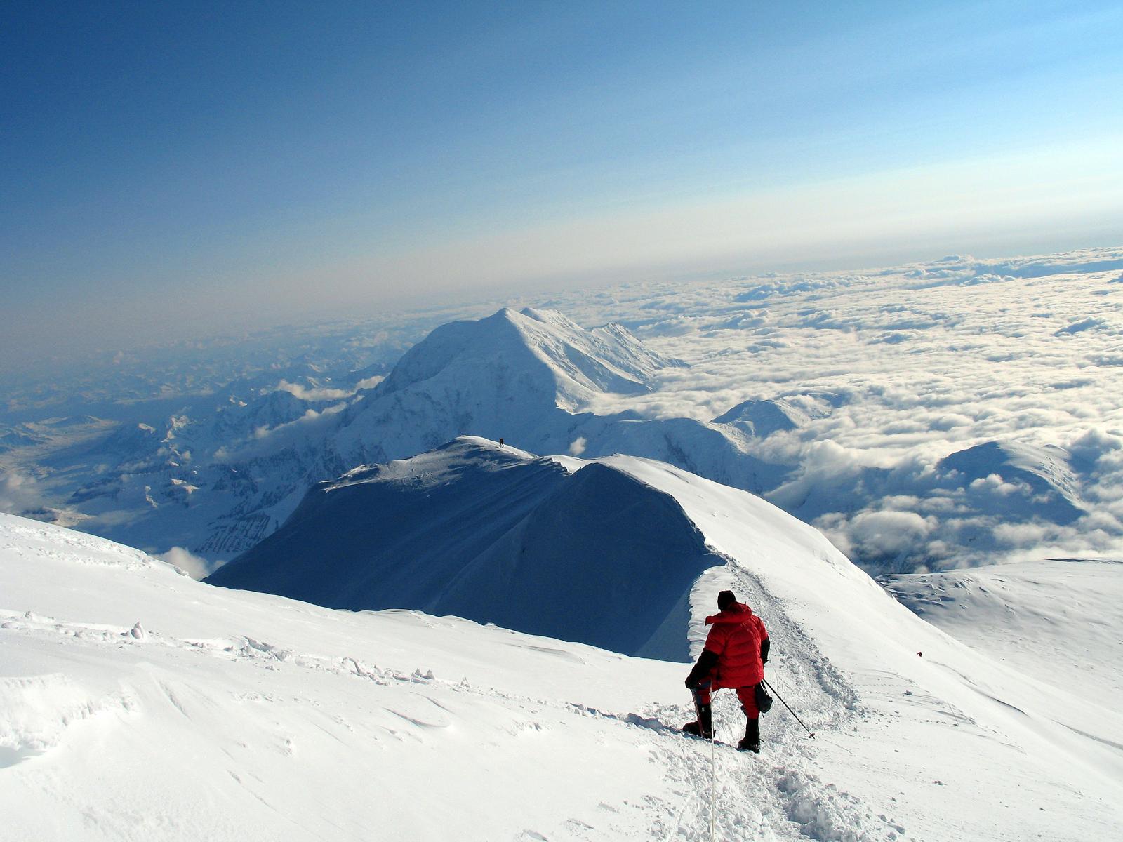 En la piel de la alpinista31