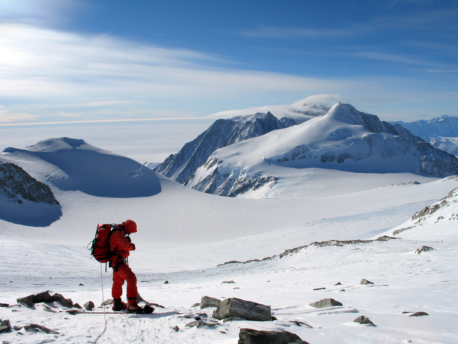 En la piel de la alpinista37