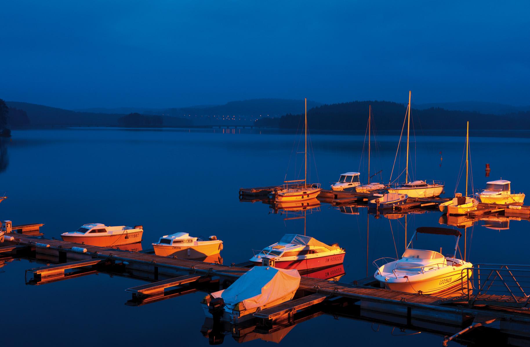 Lac de Vassiviere Port Crozat a  Auphelle-2