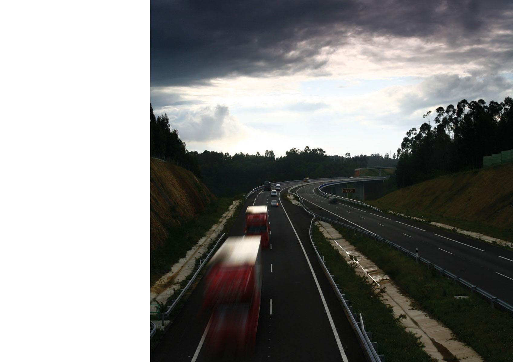 la autopista del Cantabrico53