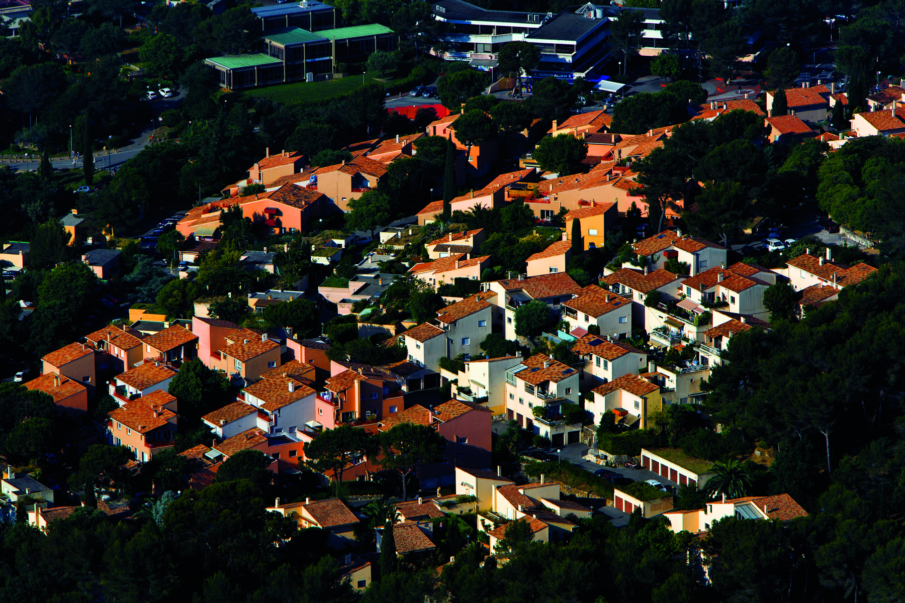 Sophia Antipolis-vue aérienne10