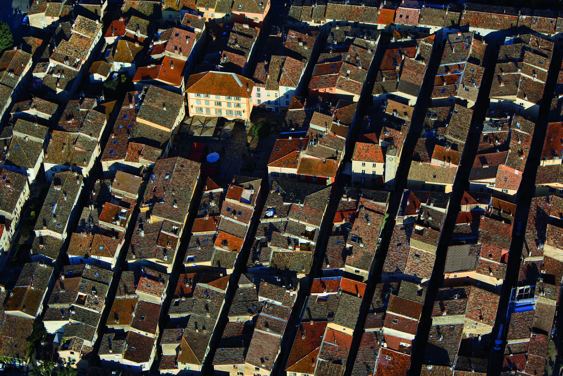 Valbonne-vue aérienne1